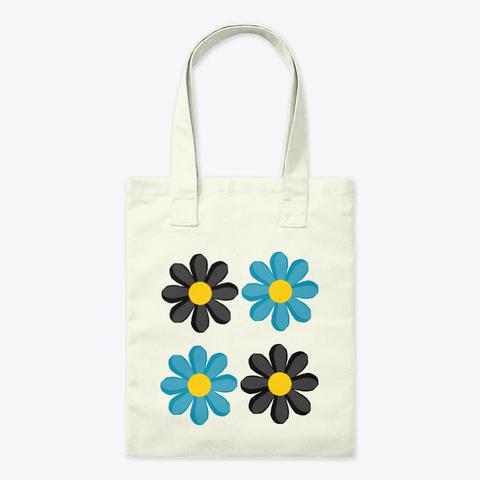 Flower Petal Tote Bag