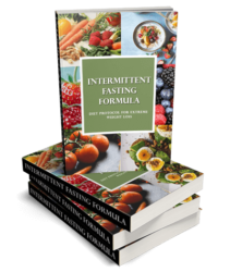 Intermittent Fasting Formula eCover