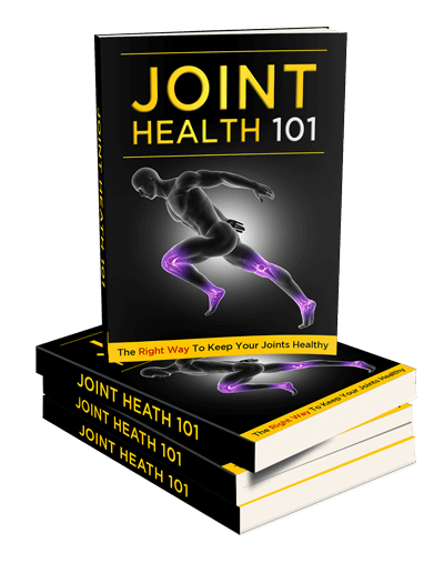 Joint Health 101 eCover