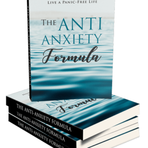 The Anti-Anxiety Formula eCover
