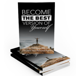 Become the Best Version of Yourself eCover