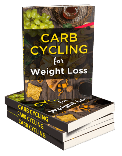 Carb Cycling For Weight Loss eCover