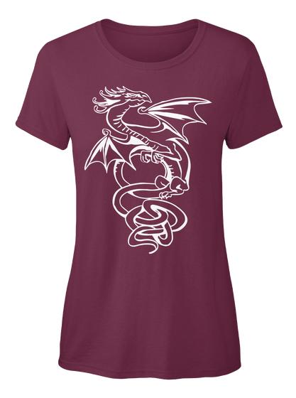 Womens Dragon T-Shirt