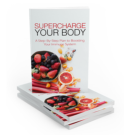 Supercharge your body eCover