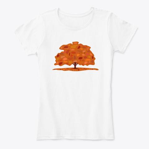 Mosaic Tree T-Shirts for Women