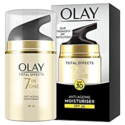 Olay Total Effects 7-in-1 Anti-Ageing Moisturiser with SPF30