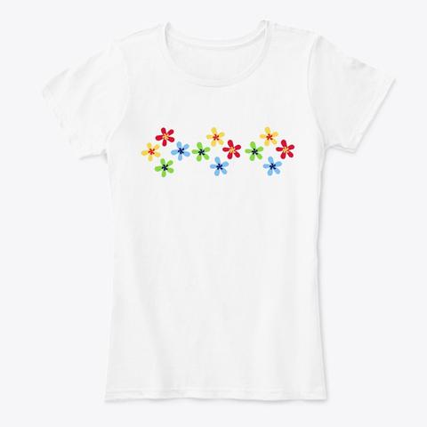 Petal Flower T-Shirt