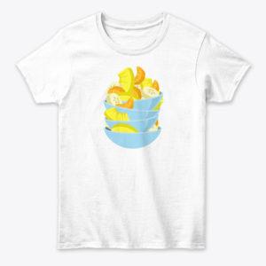Stacked Fruit Bowl T-Shirt