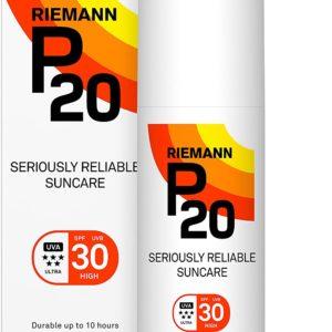 Riemann P20 Sunscreen SPF30 spray