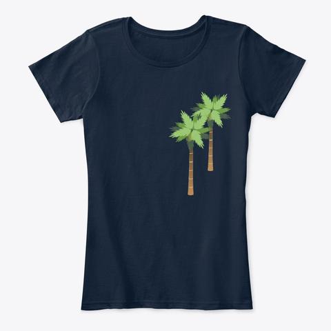 palm tree t-shirt