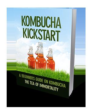 Kombucha Diet eBook cover